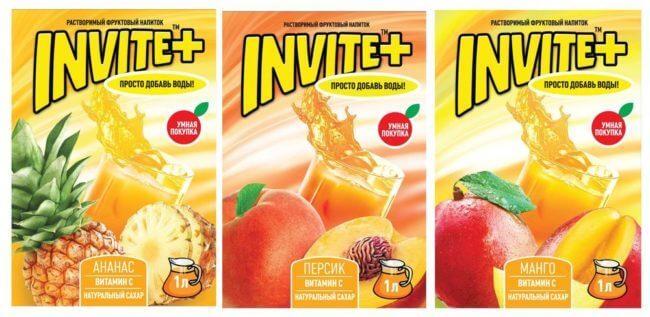 invite+ просто добавь воды